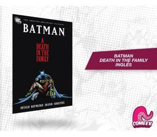 Batman A Death In The Family TPB Inglés
