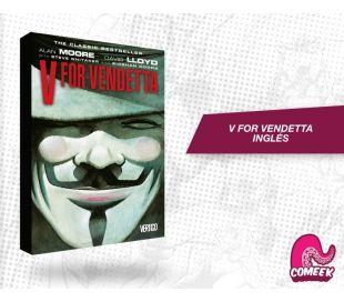 V For Vendetta TPB Inglés