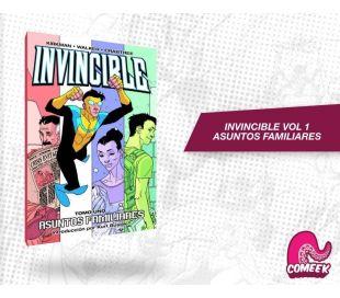 Invincible Volumen 1 Asuntos Familiares