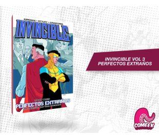 Invincible Volumen 3 Perfecto Extraños
