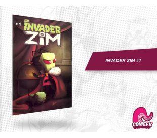 Invader Zim número 1