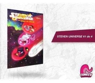 Steven Universe y las Gemas de Cristal número 1 de 4