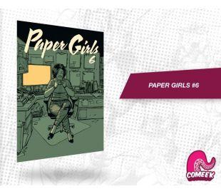 Paper Girls número 6