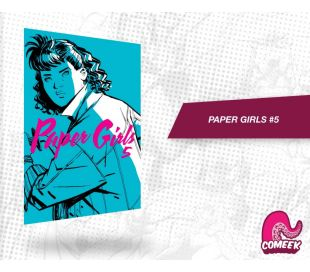 Paper Girls número 5