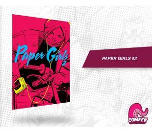Paper Girls número 2
