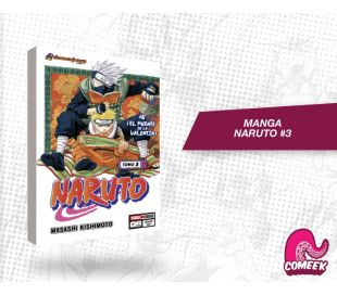 Naruto número 3