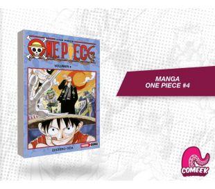 One Piece número 4