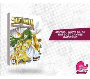 Saint Seiya Lost Canvas Gaiden número 3