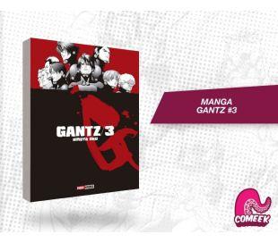Gantz número 3