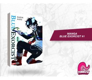Blue Exorcist número 1
