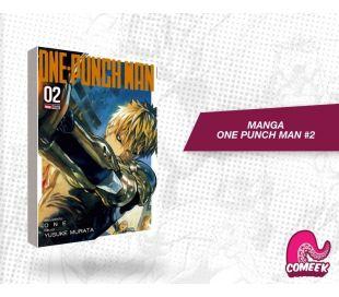 One Punch Man número 2