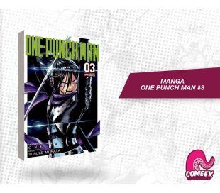 One Punch Man número 3