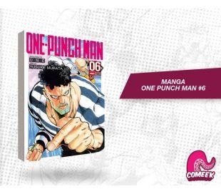 One Punch Man número 6
