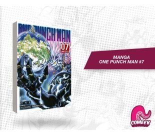 One Punch Man número 7