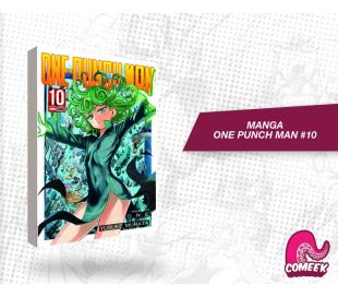 One Punch Man número 10