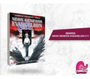 Neon Genesis Evangelion número 11