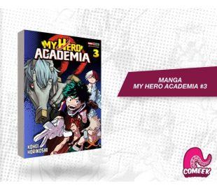 My Hero Academia número 3
