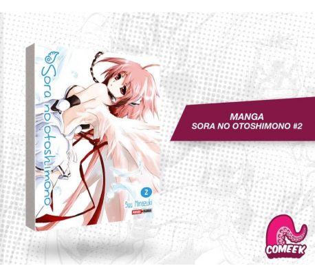 Sora No Otoshimono número 2