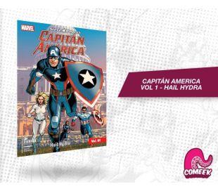 Capitán América Volumen 1 Hail Hydra