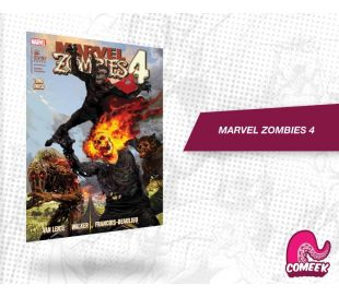 Marvel Zombies Volumen 4