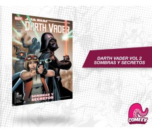 Darth Vader Volumen 2 Sombras y Secretos