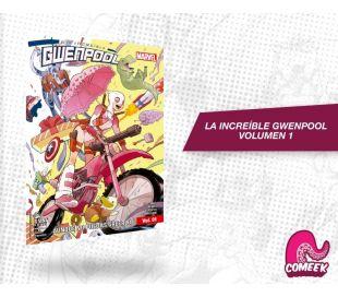 La Increíble Gwenpool Volumen 1