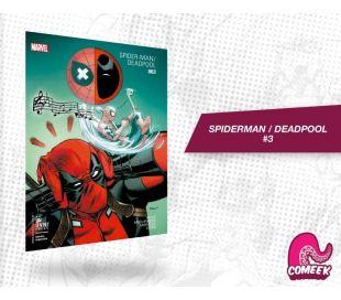 Spiderman Deadpool número 3