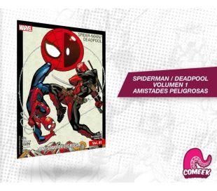 Spiderman Deadpool Volumen 1 Amistades Peligrosas