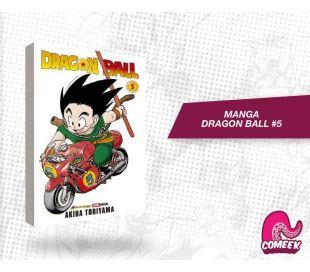 Dragon Ball número 5