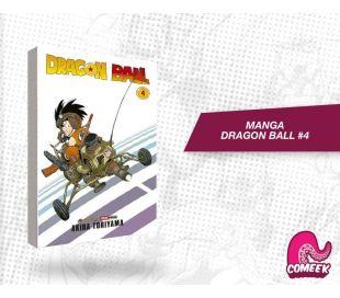 Dragon Ball número 4