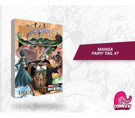 Fairy Tail número 7