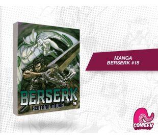 Berserk número 15