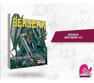 Berserk número 3