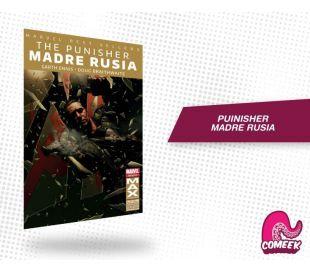 Punisher Madre Rusia