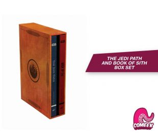 The Jedi Path and Book of Sith Box Set