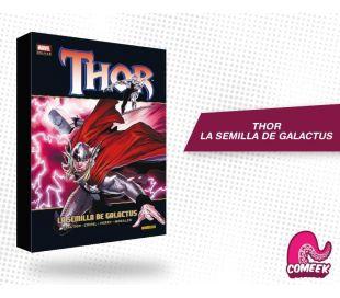 Thor La Semilla de Galactus