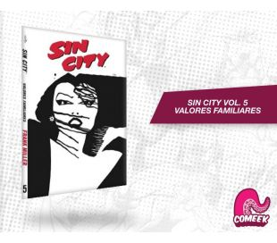 Sin City Volumen 5 Valores Familiares