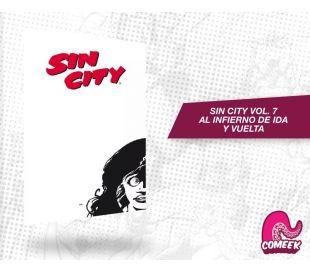 Sin City Volumen 7 Al infierno de ida y vuelta