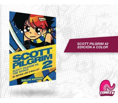 Scott Pilgrim número 2 Edición a Color