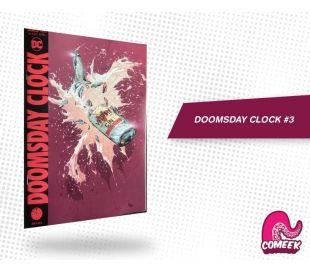 Doomsday Clock número 3