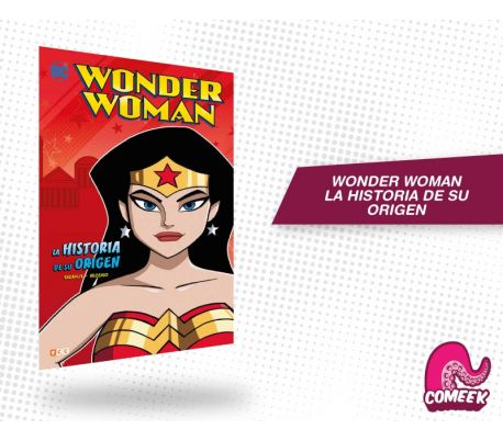 El Origen de Wonder Woman