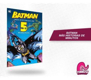 Más Historias 5 minutos Batman
