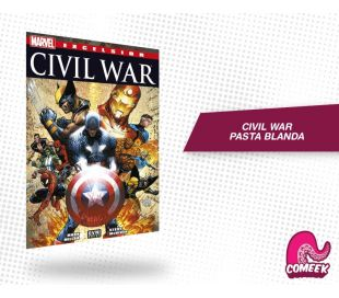 Civil War Pasta Blanda
