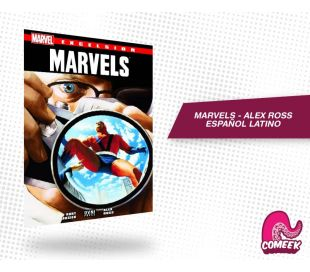 Marvels Alex Ross