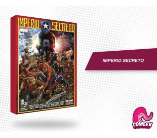 Marvel Imperio Secreto