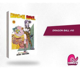 Dagon Ball número 10
