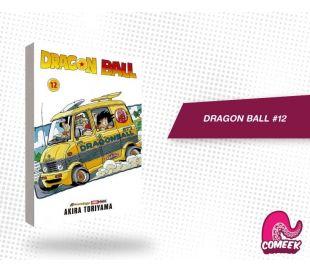 Dragon Ball número 12