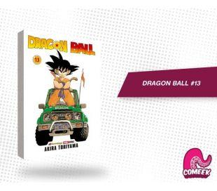 Dragon Ball número 13