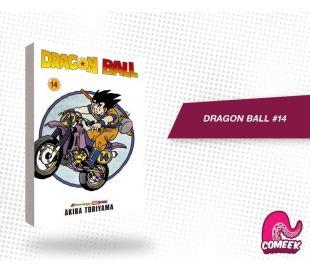 Dragon Ball número 14