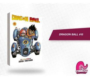 Dragon Ball número 15